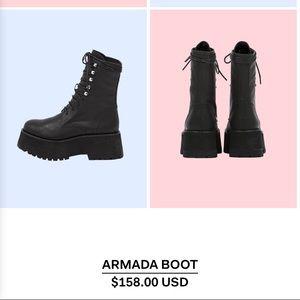 UNIF Amanda boot